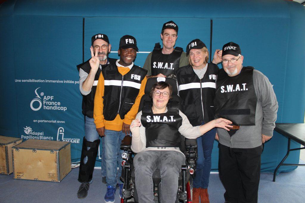 AD67 APF France handicap