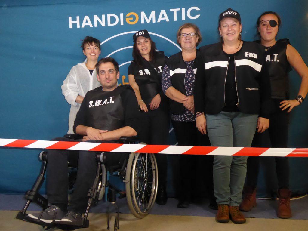 ESAT APF France handicap - Reims
