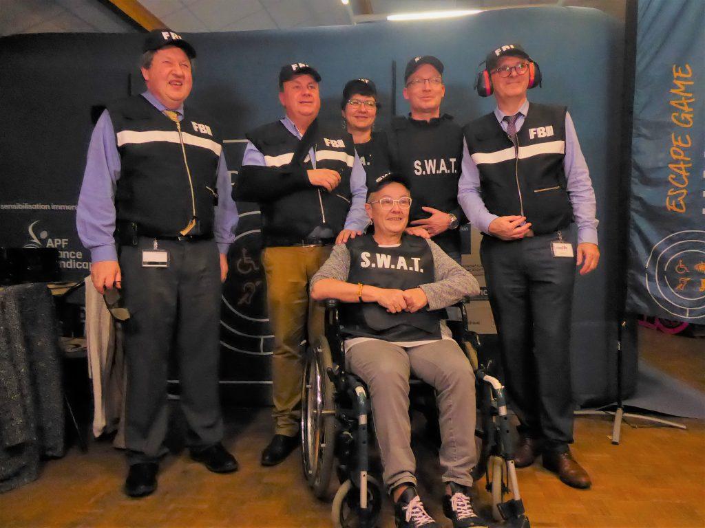 APF France handicap - Direction Régionale Paris