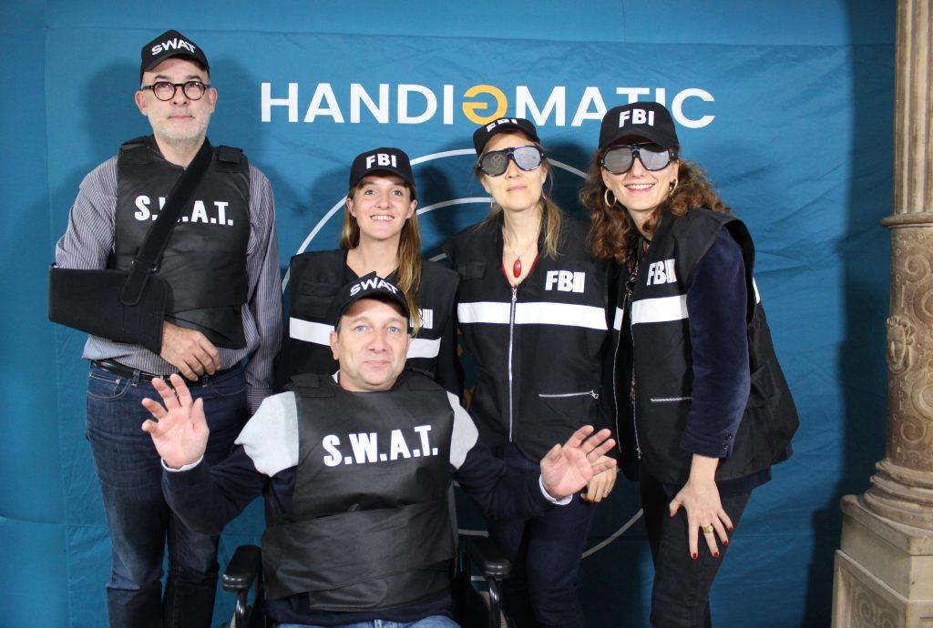 Séminaire Chefs de projet APF France handicap