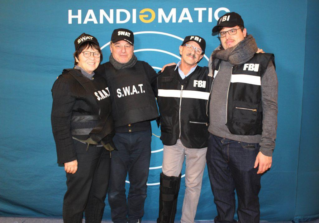 Evénement de lancement Haut-Rhin - Centre Réadaptation Mulhouse